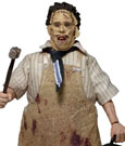 Texas Chainsaw Massacre Retro Action Figure 40th Anniversary Leatherface 20 cm