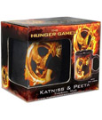 The Hunger Games Thermal Mug Katniss & Peeta
