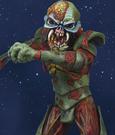 Iron Maiden Action Figure Eddie Final Frontier 22 cm