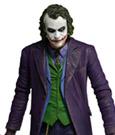 The Dark Knight Action Figure 1/4 The Joker 46 cm