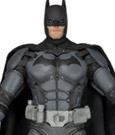 Batman Arkham Origins Action Figure 1/4 Batman 46 cm
