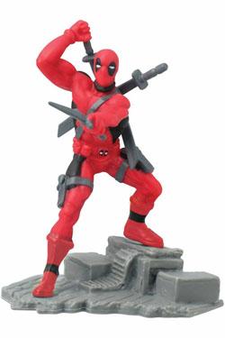 Marvel Comics Mini Figure Deadpool 7 cm