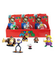 Super Mario Bros. Mini Figures 5 cm Series 3 Display (12)