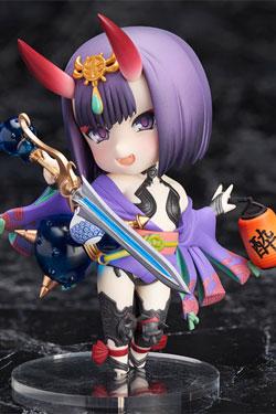 Fate/ Stay Night Chara Forme Beyond PVC Statue Assassin Shuten Douji Deluxe Version 11 cm
