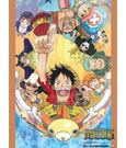 One Piece Wallscroll Go On Board 84 x 112 cm