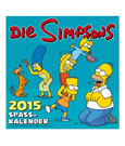 Simpsons Calendar 2015 *German Version