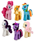 My Little Pony Plush Figures 17 cm Assortment A (12)