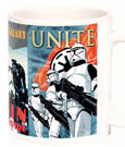 Star Wars Mug Heroes and Villains