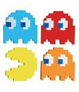 Pac-Man Coaster Set (4)