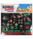 Sonic The Hedgehog Fridge Magnets