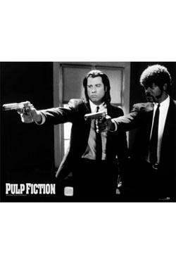 Pulp Fiction Poster Pack Guns 40 x 50 cm (5)