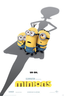 Minions Poster Pack Uh-Oh 40 x 50 cm (5)