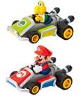Mario Kart 7 Pullback Vehicles 2-Pack Mario & Koopa