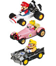 Mario Kart DS Pullback Vehicles Assortment (24)