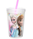 Frozen Insulated Drinking Cup Elsa & Anna