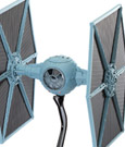 Star Wars EasyKit Pocket Model Kit 1/110 TIE Fighter 9 cm