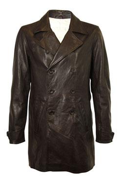 Fantastic Beasts Leather Coat Magical Congress Auror Size L