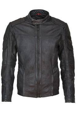 Suicide Squad Leather Jacket Deadshot Black Size M