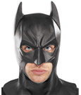 Batman The Dark Knight Rises Vinyl Mask Batman