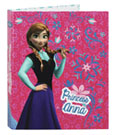 Frozen Ring Binder Anna