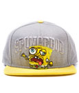 SpongeBob Squarepants Snap Back Baseball Cap Sick