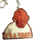 Star Wars Metal Keychain Ackbar