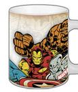 Marvel Comics Retro Mug Marvel Heroes