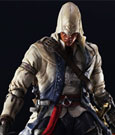 Assassin�s Creed III Play Arts Kai Action Figure Connor Kenway 28 cm