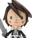 Theatrhythm Final Fantasy Static Arts Mini Vol. 2 Figure Squall Leonheart 12 cm