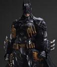 DC Comics Variant Play Arts Kai Action Figure Batman Armored 28 cm