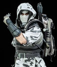G.I. Joe Action Figure 1/6 Storm Shadow Assassin 30 cm