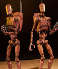 Star Wars Action Figure 2-Pack 1/6 Geonosis Infantry Battle Droids 30 cm