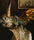 Sideshow�s Dinosauria Maquette Styracosaurus 33 cm