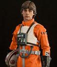 Star Wars Action Figure 1/6 Luke Skywalker Red Five X-wing Pilot 30 cm