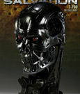 Terminator Salvation Bust 1/1 T-700 33 cm