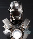 Iron Man 3 Bust 1/6 Iron Man Mark XXIV Tank 11 cm