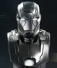 Iron Man 3 Bust 1/6 Series 2 Iron Man Mark XXII Hot Rod 11 cm