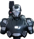 Avengers Age of Ultron Bust 1/4 Iron Man War Machine Mark II 23 cm