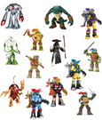 Teenage Mutant Ninja Turtles Action Figures 13 cm Characters II Assortment (12)