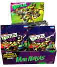Teenage Mutant Ninja Turtles Mini Figures 6 cm Mini Ninjas Display (36)