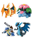 Pokemon Mini Figures 8 cm Assortment (4)