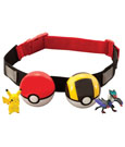 Pokemon Clip �n� Carry Pok� Ball Belt