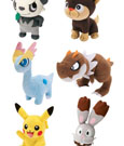 Pokemon Plush Figures 20 cm Wave 5 Display (6)