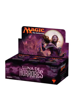 Magic the Gathering Luna de Horrores Booster Display (36) spanish