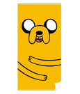 Adventure Time Towel Jake 140 x 70 cm