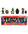 Super Mario Bros. Series 1 Vinyl Figure Box Set 6 cm