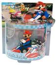Mario Kart Wii Mini Pullback Kart Mario 12 cm