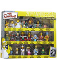 Simpsons 20th Anniversary PVC Figures Collector�s Box Set (21)