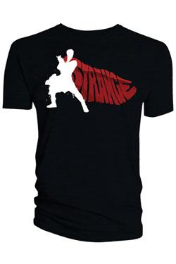 Doctor Strange T-Shirt Cape Vector black Size M