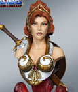 Masters of the Universe Bust Teela 18 cm